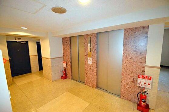 事務所(建物一部)-大阪市淀川区西中島5丁目 温もりを感じるエレベーターホール