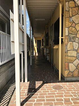アパート-仙台市太白区長町7丁目 1階廊下