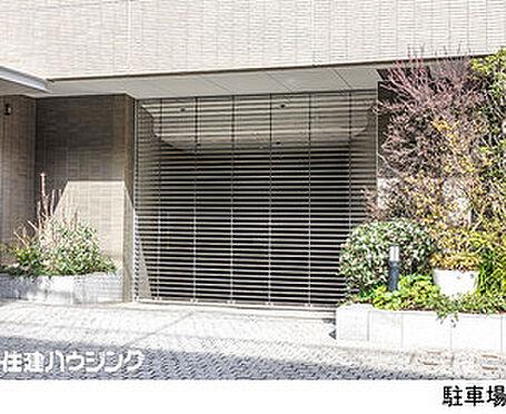 中古マンション-千代田区六番町 駐車場