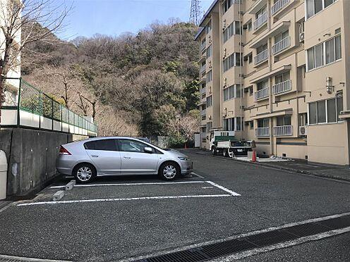 区分マンション-神戸市灘区鶴甲2丁目 駐車場