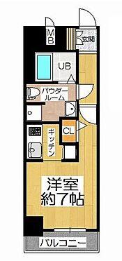 マンション(建物一部)-大阪市阿倍野区天王寺町南3丁目 水まわりと居室をわけた暮らしやすいプラン