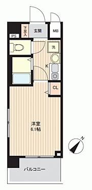 マンション(建物一部)-神戸市兵庫区駅南通1丁目 間取り