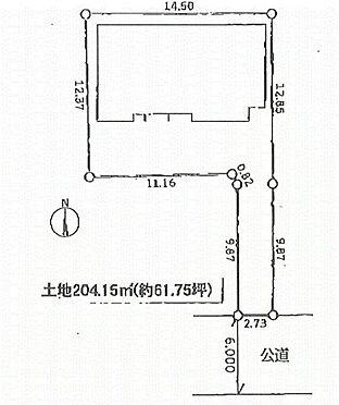 アパート-練馬区豊玉中2丁目 区画図