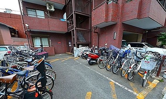 区分マンション-京都市中京区松屋町 自転車・バイク置き場あり