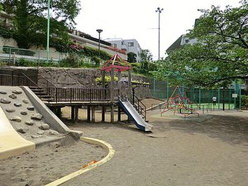 マンション(建物一部)-港区南麻布5丁目 周辺環境:宮村児童遊園