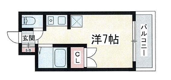 マンション(建物一部)-大阪市淀川区野中南1丁目 バス・トイレ別