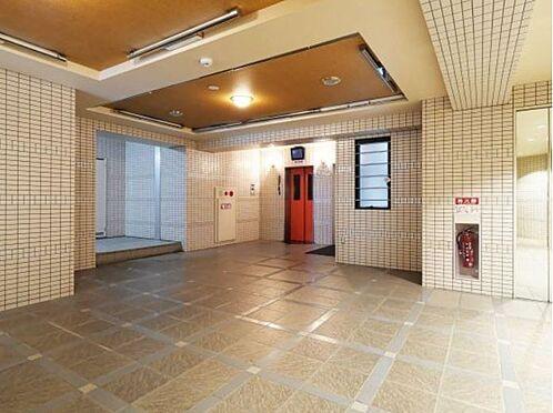 マンション(建物一部)-京都市北区大北山原谷乾町 清潔感のあるエントランス