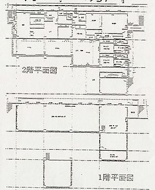 マンション(建物全部)-町田市本町田 間取り