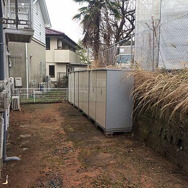 アパート-横浜市保土ケ谷区岩井町 トランクルーム
