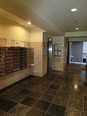 マンション(建物一部)-新宿区戸山1丁目 エントランス