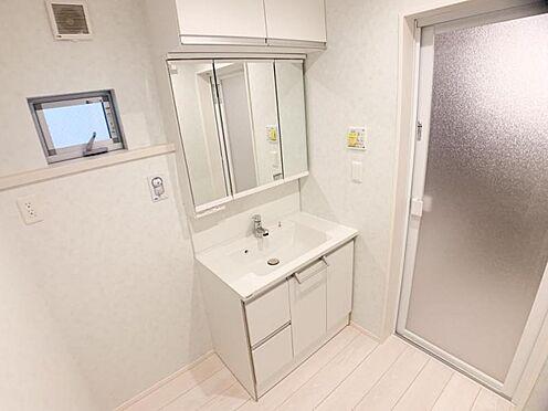 中古一戸建て-名古屋市西区栄生3丁目 収納力たっぷりの洗面台♪