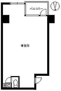 事務所(建物一部)-千葉市中央区登戸1丁目 間取り
