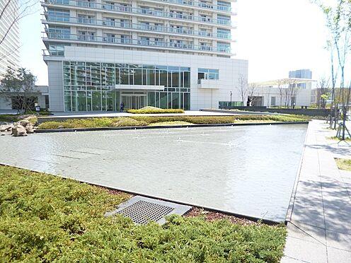 中古マンション-中央区晴海2丁目 アプローチ
