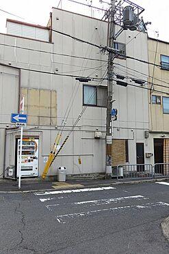土地-京都市下京区志水町 前面道路は東側 約8m