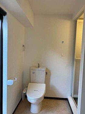 区分マンション-大阪市中央区西心斎橋2丁目 トイレ