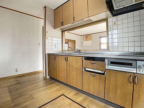 中古一戸建て-豊田市前林町桜田 奥様が毎日使うキッチンは、物件選びにとても重要ですよね♪