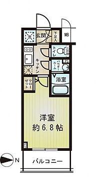 マンション(建物一部)-大阪市福島区福島4丁目 間取り