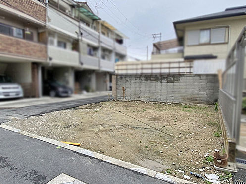 新築一戸建て-大阪市平野区喜連東2丁目 外観