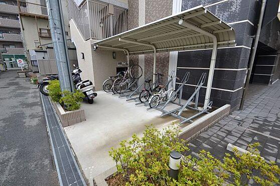 マンション(建物一部)-神戸市中央区日暮通1丁目 きれいな屋根付き駐輪スペース付き