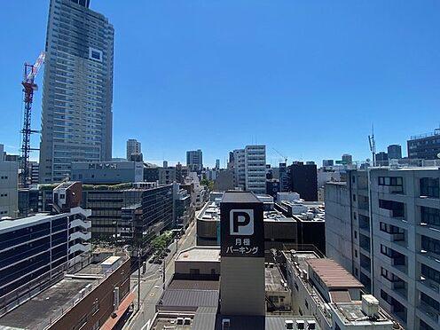 中古マンション-大阪市中央区農人橋2丁目 お部屋からの眺め(南側)