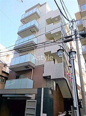 マンション(建物一部)-大田区南蒲田1丁目 外観