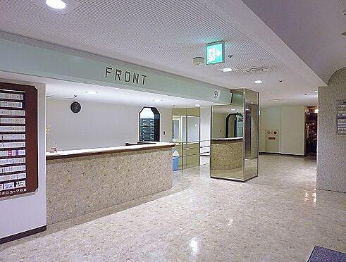 マンション(建物一部)-大阪市福島区福島2丁目 清潔感のあるロビー