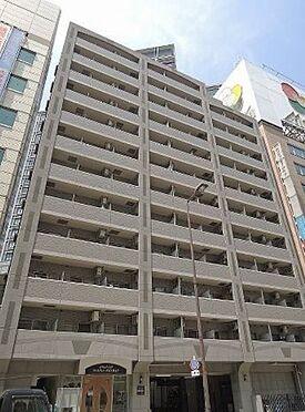 マンション(建物一部)-大阪市浪速区元町1丁目 落ち着いた印象の外観