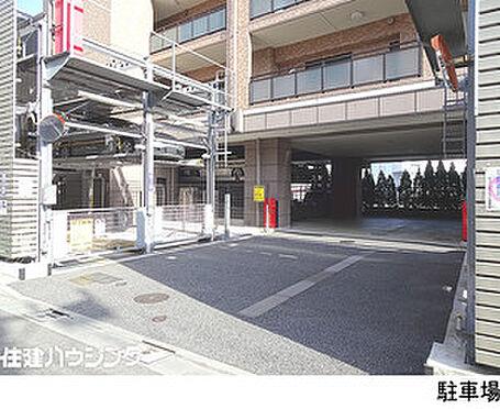 マンション(建物一部)-大田区大森本町1丁目 駐車場