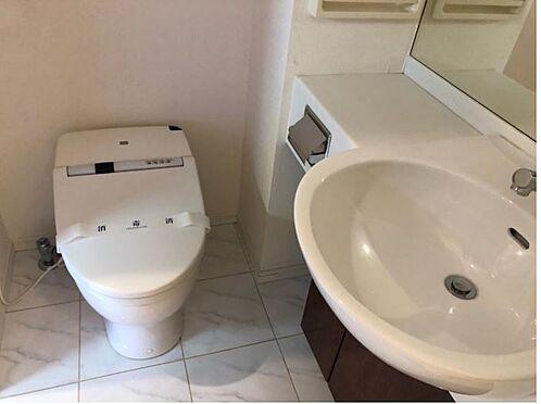 中古マンション-新宿区西新宿7丁目 トイレ