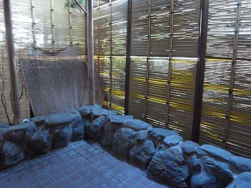 中古マンション-伊東市八幡野 【露天風呂】GW3日間、お盆4日間の営業です。