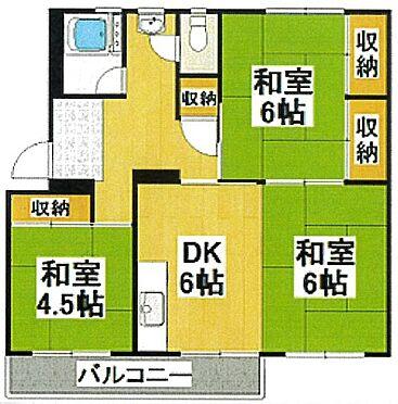 マンション(建物一部)-松本市蟻ケ崎4丁目 間取り