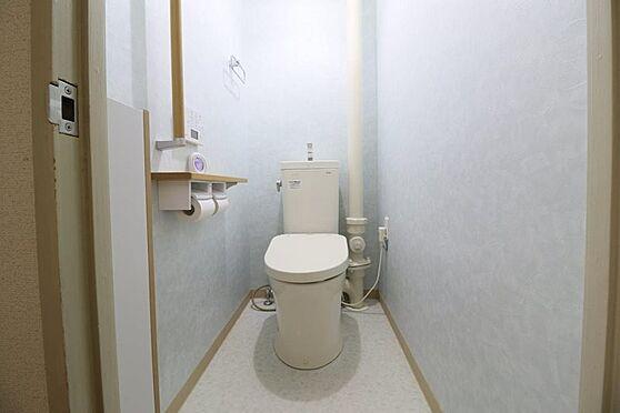 中古マンション-多摩市豊ヶ丘2丁目 トイレ