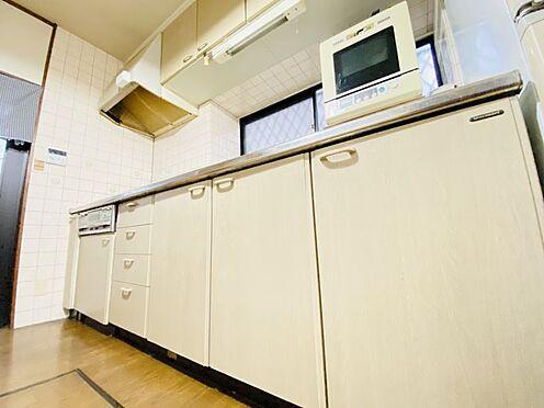 中古一戸建て-大野城市若草1丁目 収納たっぷりで使いやすいキッチンです!