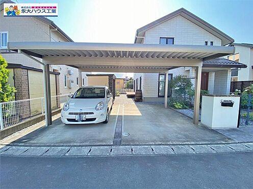 戸建賃貸-十和田市東二十一番町 駐車場