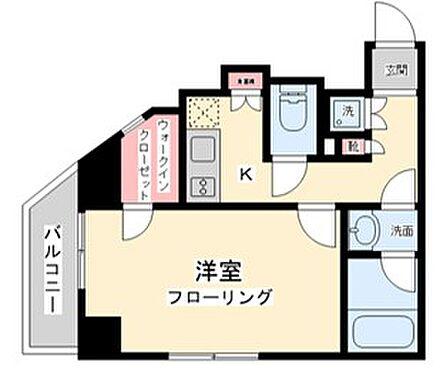 マンション(建物一部)-豊島区南長崎1丁目 間取り
