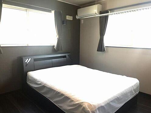 戸建賃貸-西尾市平坂吉山1丁目 全居室収納スペースあり!荷物が多くても十分におさまります