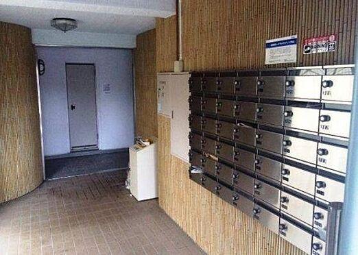 マンション(建物一部)-西宮市広田町 便利なメールBOX付き