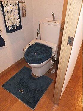 マンション(建物一部)-北九州市門司区東港町 トイレ