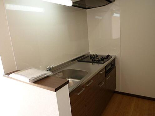 アパート-滝川市緑町6丁目 キッチン