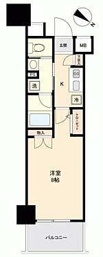 マンション(建物一部)-横浜市磯子区磯子3丁目 間取り
