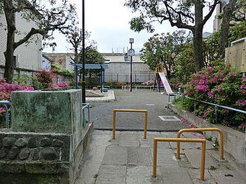 アパート-目黒区中根1丁目 緑が丘西児童遊園