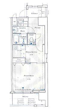 マンション(建物一部)-大阪市北区西天満3丁目 単身者向けの1DK物件