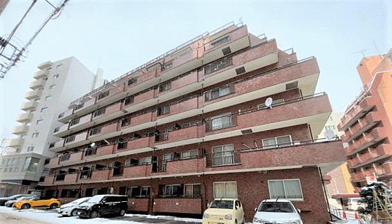 中古マンション-札幌市中央区南11丁目 外観