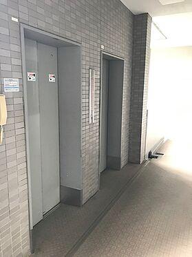 中古マンション-北本市朝日2丁目 エントランス