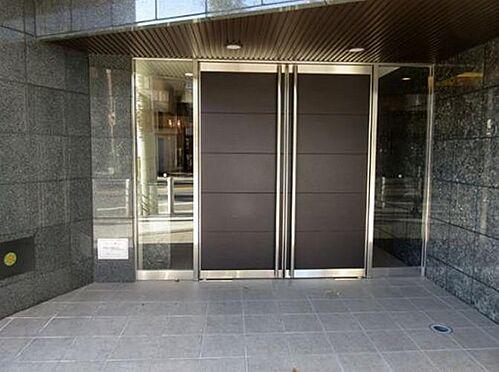 マンション(建物一部)-大阪市西淀川区姫里2丁目 シックな印象のエントランス