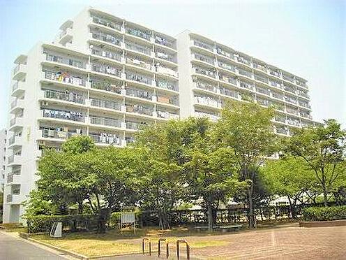 マンション(建物一部)-大阪市住之江区南港中5丁目 外観
