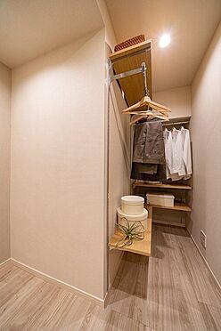 中古マンション-港区六本木5丁目 洋室、オープンクローゼット