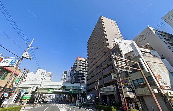区分マンション-大阪市浪速区日本橋5丁目 外観