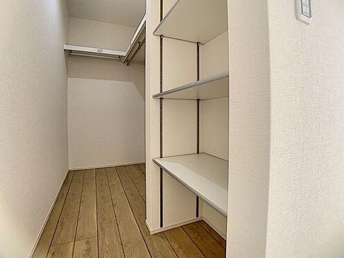 新築一戸建て-豊田市永覚新町1丁目 季節ごとの入替え不要、頼もしいWICを設置。