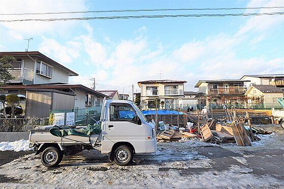 新築一戸建て-多賀城市浮島2丁目 基礎パッキン
